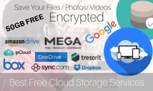 Google Drive Alternatives – 8 Best Free & Paid Cloud Storage Services