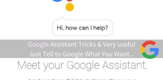 Google Assistant Tips and Tricks 2018