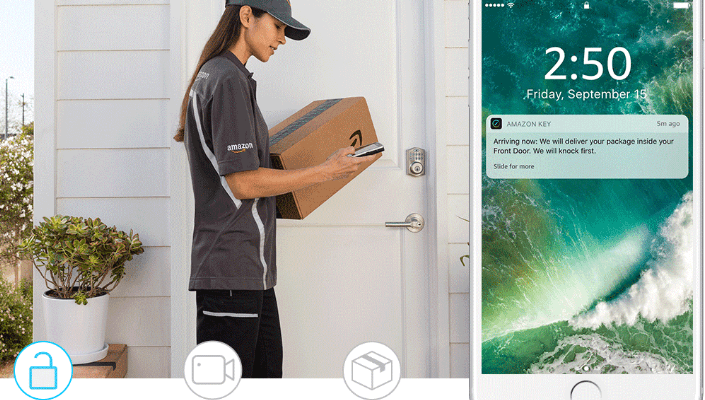 Amazon Key Home Kit  Launched – Indoor Cloud Cam Security for Homes