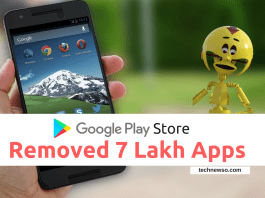 google play store removed 700000 apps