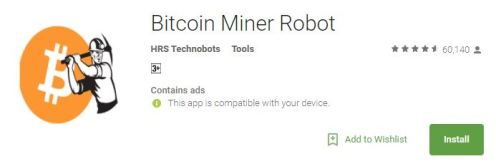 money making app bitcoin miner robot