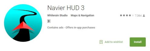 navier hud 3 best android apps