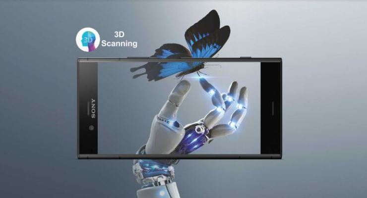 Sony Xperia XZ1- The First Smartphone to Discover 3D Creator | Price & Specs