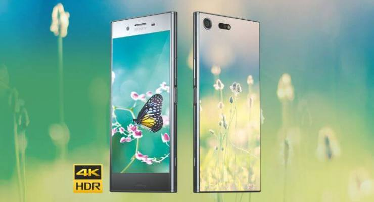 Xperia XZ Premium- The world's first smartphone with a 4K HDR display