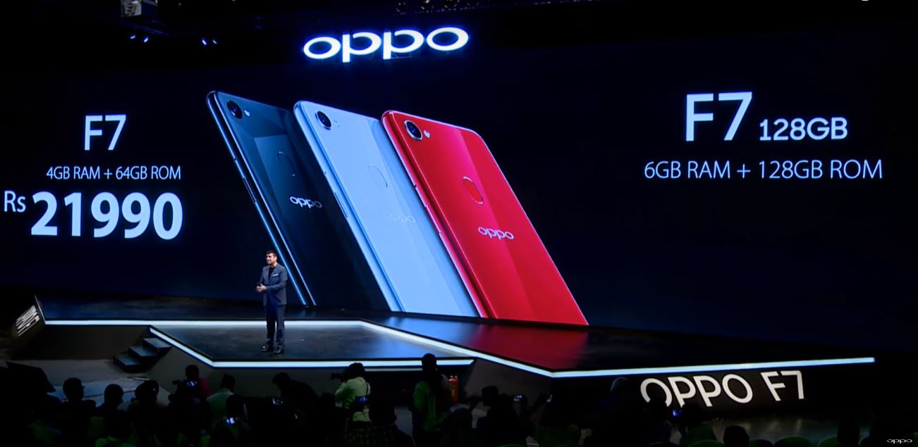 oppo f7 price specifications