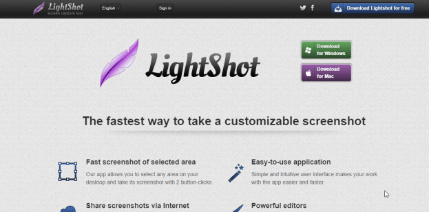 LightShot Screen Capture Software Tool for Windows & MAC