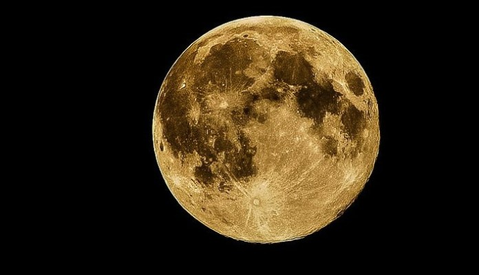 Full Hunters Moon October