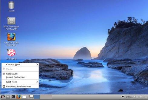 wattOS desktop