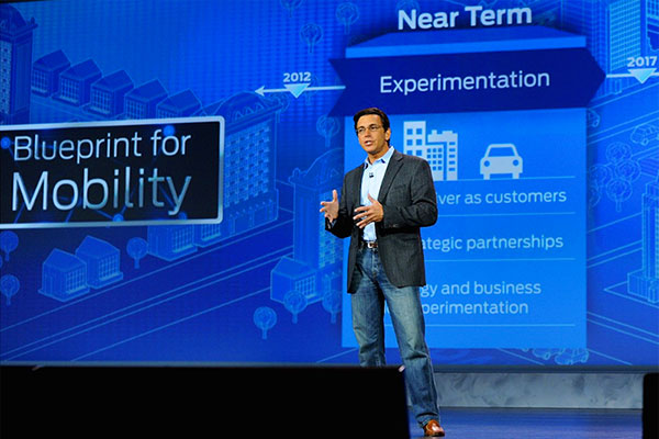 Ford R D Facility Rolls Into Silicon Valley Geek Blog