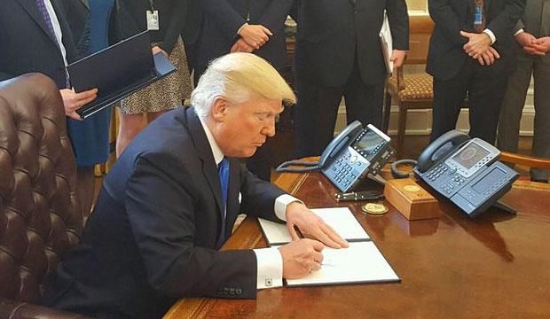 Trump Personal Security