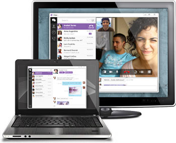 Viber's Desktop Calling Service for PCs