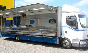Camion Poissonnerie Devis Sur Techni Contact Camion De Marche Poissonnier