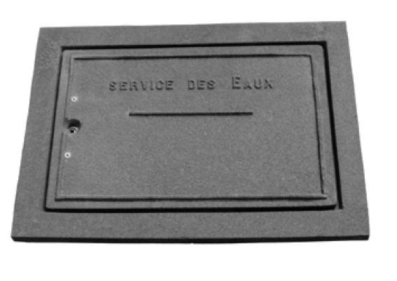 Regard Pour Compteur D Eau Commandez Sur Techni Contact Regard En Fonte Ductile