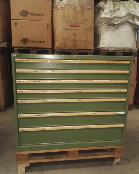 armoire d atelier a tiroirs occasion