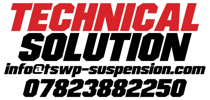 Technical Solution Suspension Logo