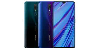 oppo a9 color