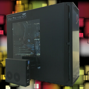 岡崎市にてメモリ増設、HDD交換、SSD交換を行なっています