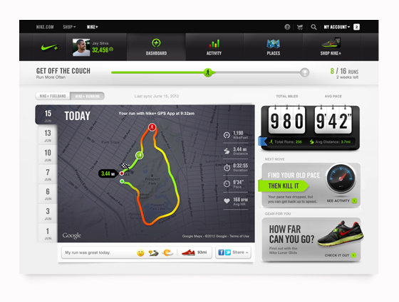 Correspondiente pasión Casco  Nike Announcement: The Nike+ Relaunch | Technically Running