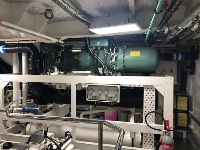 9th to 13th May 2022 – Marine Refrigeration Course (Devon)