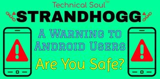 StrandHogg: A Warning To Android Users