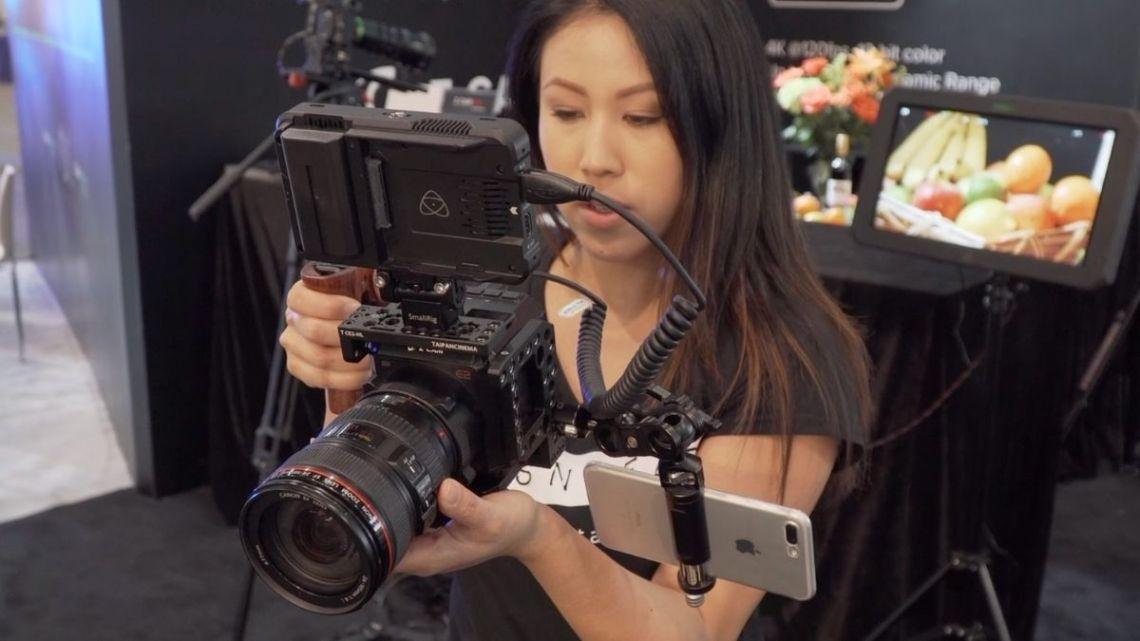 Introducing the New Z-CAM E2-S6 6K Full Frame Camera