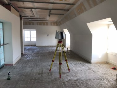 Measured Building Survey Equipment