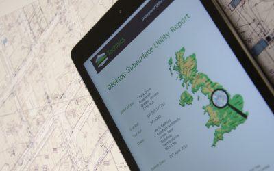 Underground Surveying Services | Technics Group