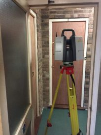 Measured Survey Equipment