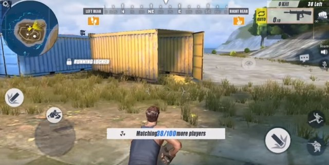 Rules Of Survival for win 10 pc