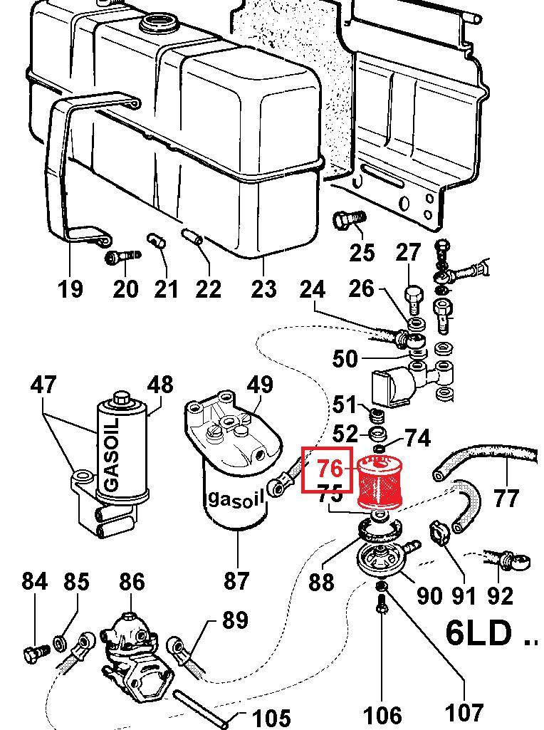 Lombardini Engine 6ld 400 Spare Parts Catalog