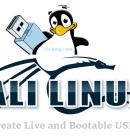 USB Bootable Kali Linux