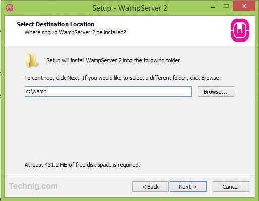 Websites file directory
