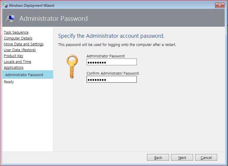Local Administrator Password