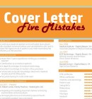 Five Cover Letter Mistakes Techies Make
