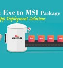 Convert Exe to MSI Package - Technig