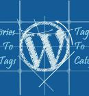 Convert WordPress Tags to Categories