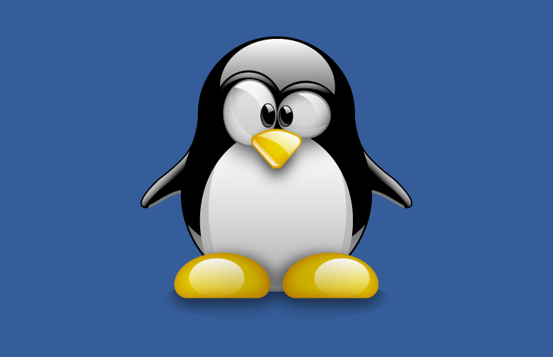 Design Linux Logo Using Illustrator - Technig