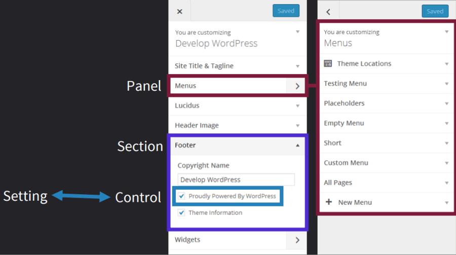 Kirki WordPress Theme Customizer