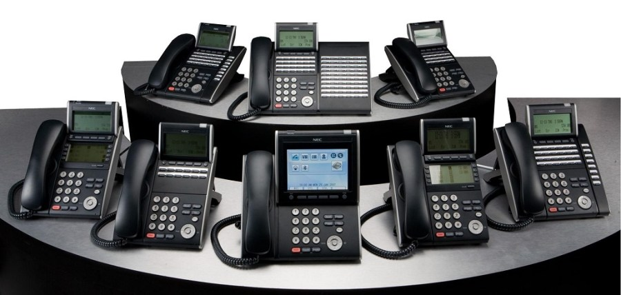 Business Phone Systems - Technig