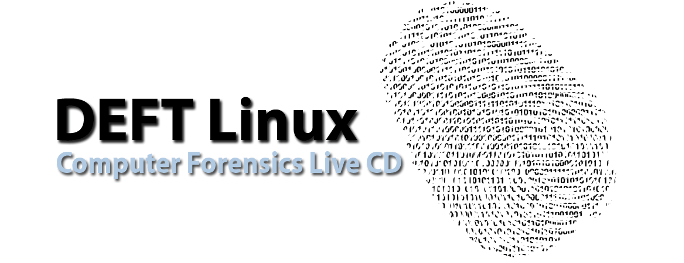 Deft Linux - Computer Forensics live CD