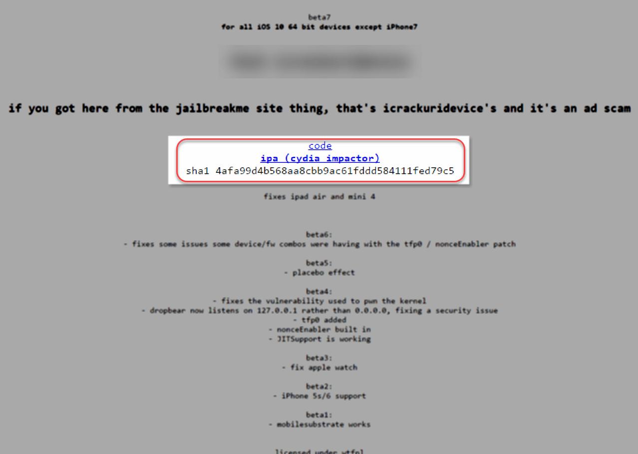 how to jailbreak ios 10 2 with yalu102 and cydia impactor technig