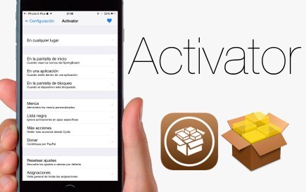 iPhone Tweak - Activator