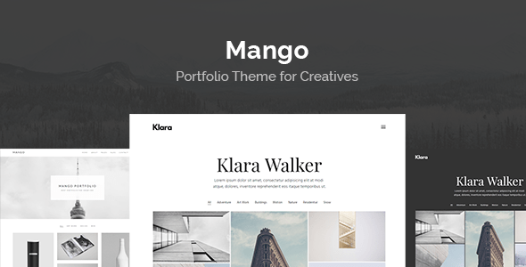Top 10 WordPress Portfolio Themes 2017 - 5