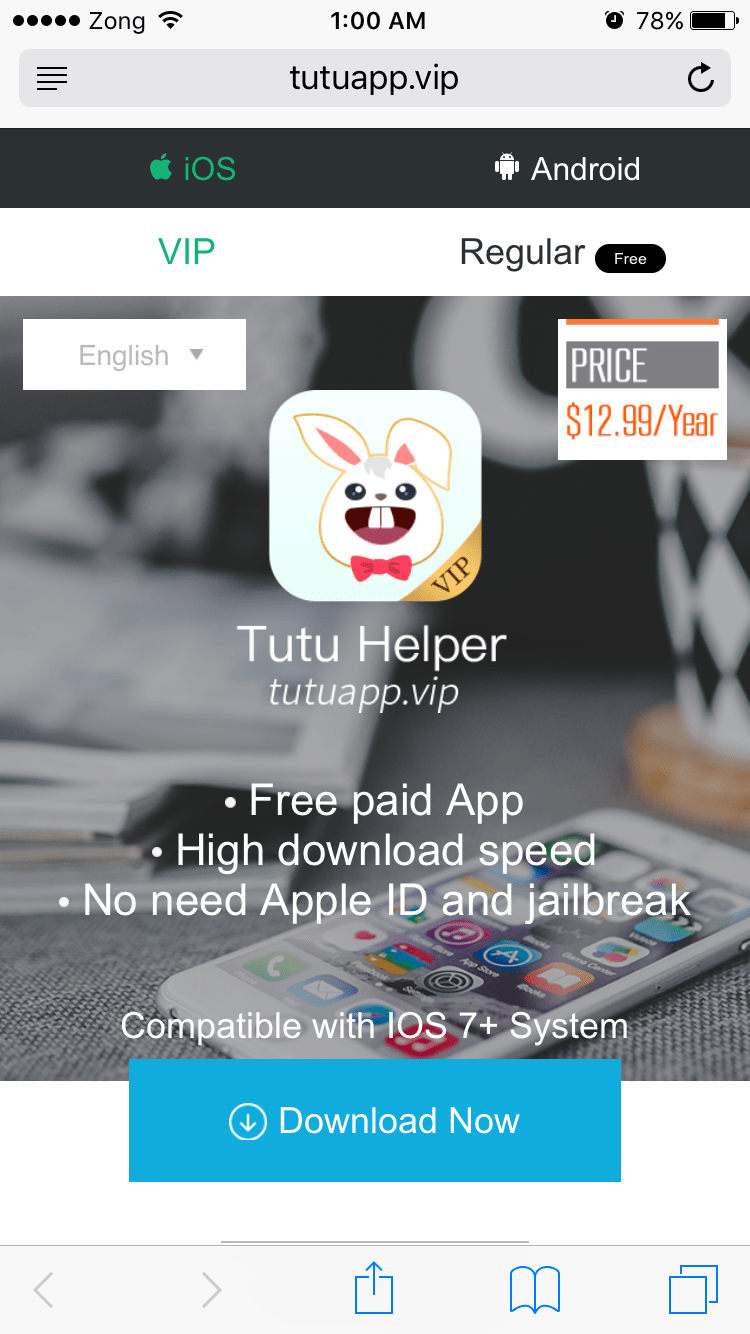 best app to download paid apps for free ios