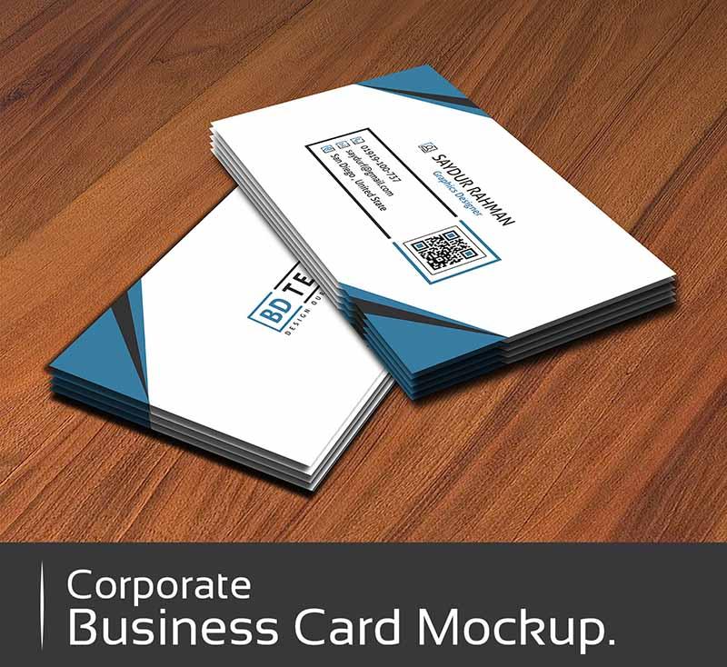 top 10 promotional free psd business card mockups technig