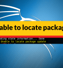 Fix Unable to Locate Package Update in Kali Linux - Technig