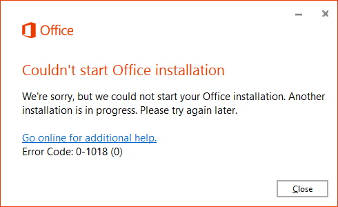 How to Fix Couldn't start Office Installation Error - Technig
