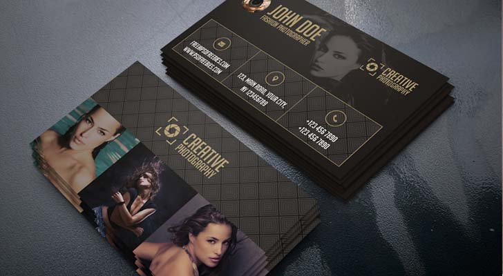 Top 20 Free Business Card Templates With Psd Files Technig