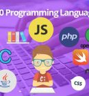 Top 10 Programming languages 2018 - Technig