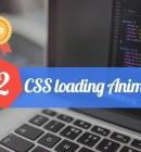 12 Free CSS Loading Animation - Technig